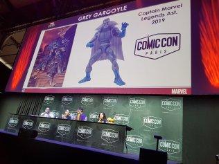 Hasbro Marvel Legends Grey Gargoyle Reveal Paris Comic Con 01