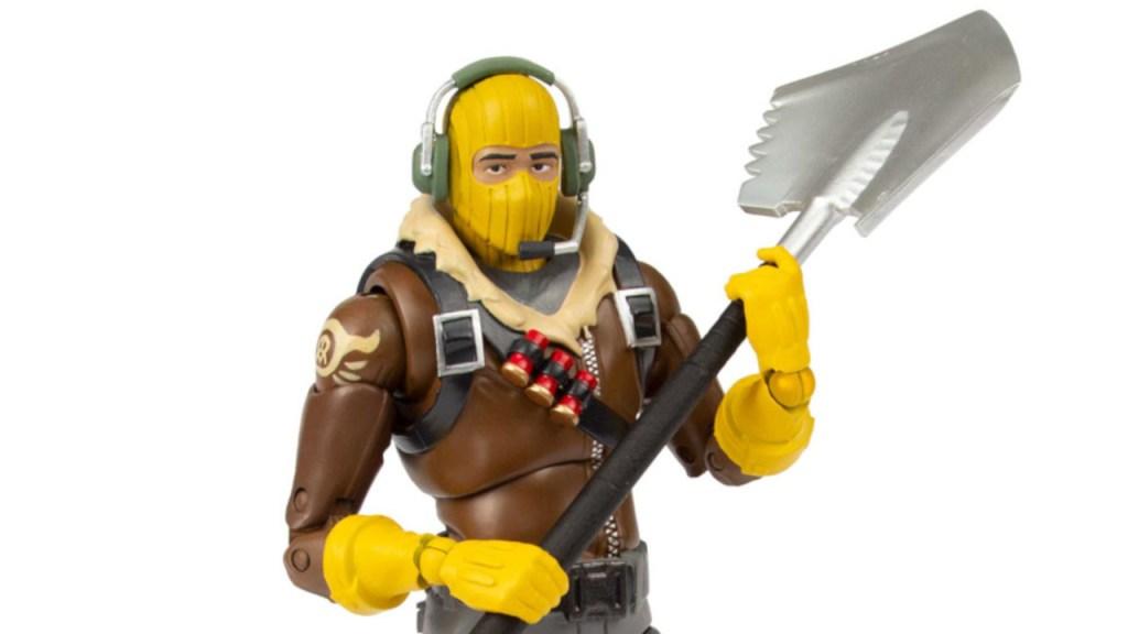 Mcfarlane Toys Fortnite Skull Trooper Raptor Black Knight