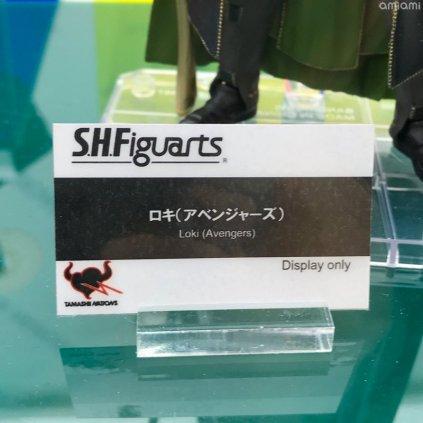 Bandai Tamashii Nations Tokyo Comic Con 2018 SH Figuarts Avengers Loki 03