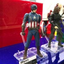 Bandai Tamashii Nations Tokyo Comic Con 2018 SH Figuarts Captain America Winter Soldier Classic Suit 02