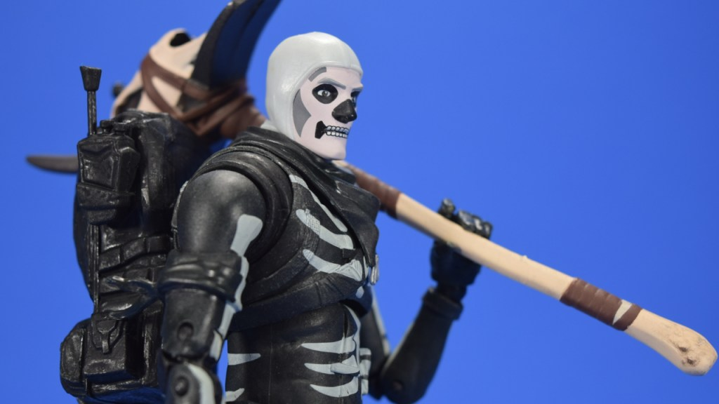 McFarlane Toys: Fortnite Skull Trooper Video Review and