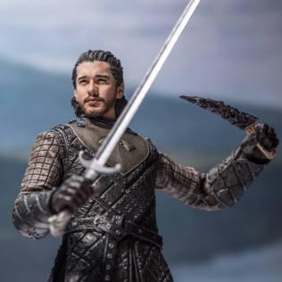 McFarlane Toys Game of Thrones Jon Snow Teaser 01