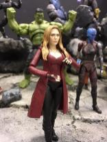 Tokyo Comic Con Bandai SH Figuarts Marvel Infinity War Scarlet Witch 01