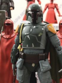 Tokyo Comic Con Bandai SH Figuarts Star Wars Empire Strikes Back Boba Fett 01