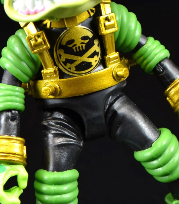 Boss Fight Studio: Bucky O'Hare Storm Toad Trooper |