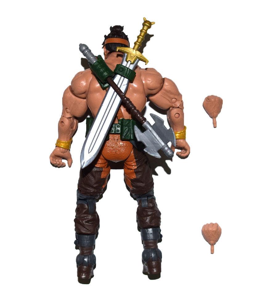 Hasbro Marvel Legends Hercules, Nighthawk, and Living Laser