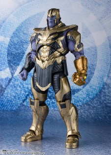 Bandai Tamashii Nations SH Figuarts Avengers Endgame Thanos promo 02