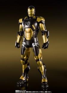 Bandai Tamashii Nations SH Figuarts Iron Man MK20 Python Promo 02