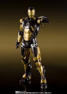 Bandai Tamashii Nations SH Figuarts Iron Man MK20 Python Promo 03