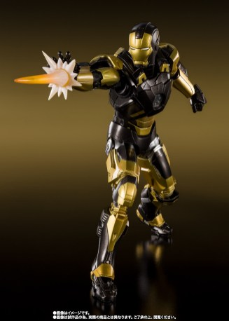 Bandai Tamashii Nations SH Figuarts Iron Man MK20 Python Promo 04