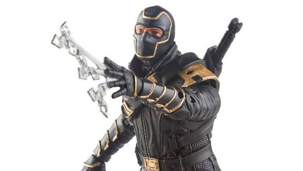 Marvel Legends Endgame Nighthawk Figure Armored Thanos BAF