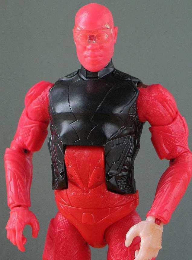 Mattel DC Multiverse CW Black Lightning eBay Prototype 03