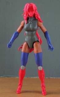 Mattel DC Multiverse Starfire eBay Prototype 01