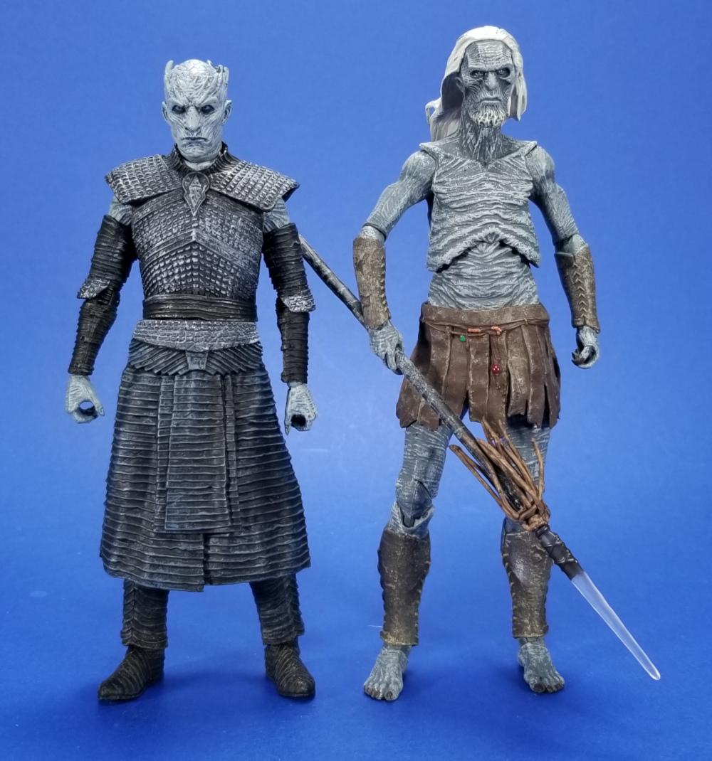 Game Of Thrones The Night King 1 10 Scale: McFarlane Toys: Game Of Thrones Daenerys Targaryen, Jon