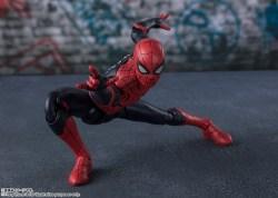Bandai SH Figuarts Far From Home Upgrade Spider-Man Promo 05