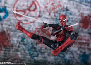 Bandai SH Figuarts Far From Home Upgrade Spider-Man Promo 10