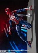 Bandai SH Figuarts Playstation 4 Spider-Man Promo 09