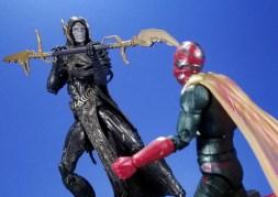 Hasbro Marvel Legends Avengers Infinity War Corvus Glaive and Loki 2 Pack 05