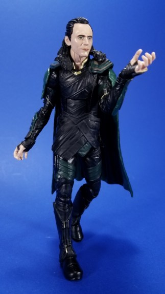 Hasbro Marvel Legends Avengers Infinity War Corvus Glaive and Loki 2 Pack 12