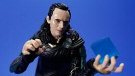 Hasbro Marvel Legends Avengers Infinity War Corvus Glaive and Loki 2 Pack 14