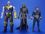 Hasbro Marvel Legends Avengers Infinity War Corvus Glaive and Loki 2 Pack Comparison 02