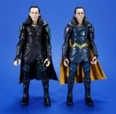 Hasbro Marvel Legends Avengers Infinity War Corvus Glaive and Loki 2 Pack Comparison 06