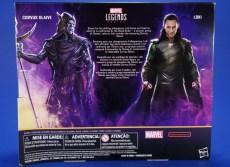 Hasbro Marvel Legends Avengers Infinity War Corvus Glaive and Loki 2 Pack Package 03