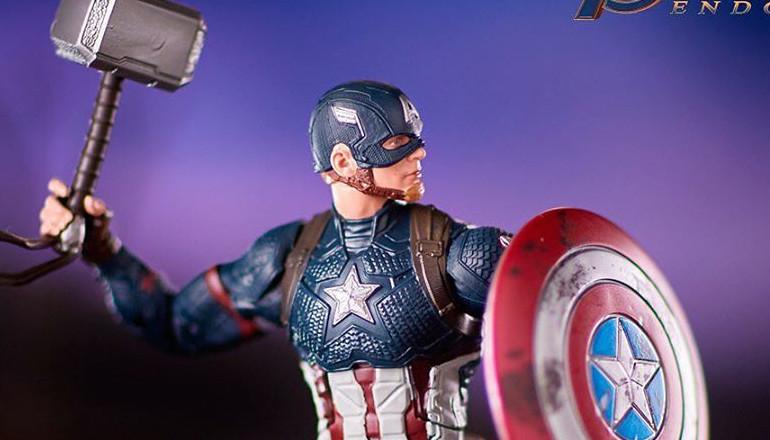 Captain America Marvel Endgame