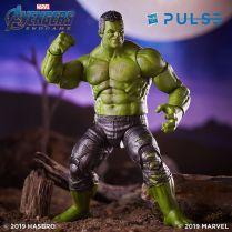 Hasbro Pulse Marvel Legends Avengers Engame Wave 2 Series 6-inch Hulk Figure