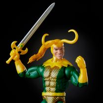 Marvel Legends Avengers Endgame Wave 2 Series 6-Inch Loki Figure Promo 06