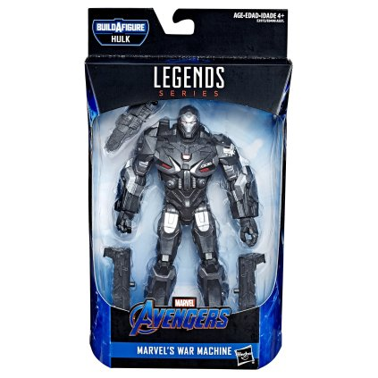Marvel Legends Avengers Endgame Wave 2 Series 6-Inch War Machine Figure 03