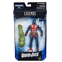 Marvel Legends Avengers Engame Wave 2 Series 6-inch Union Jack Figure 03