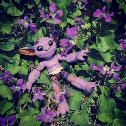 Plunderlings in Lavender