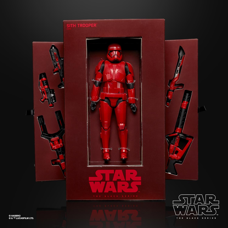 Updated Hasbro SDCC Star Wars: The Rise of Skywalker Black ...