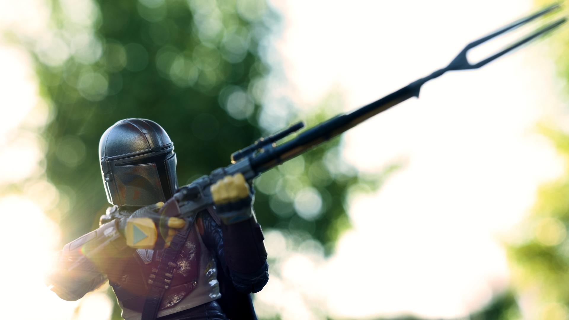 Hasbro Black Series The Mandalorian And Offworld Jawa Review
