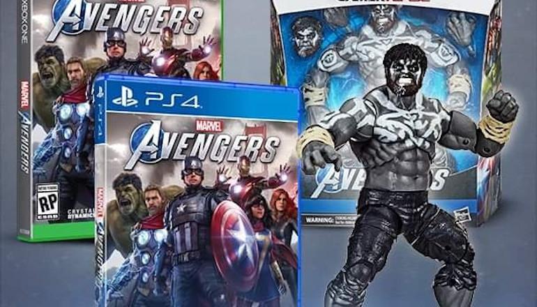 Avengers Gamerverse Hulk Marvel Legends Series