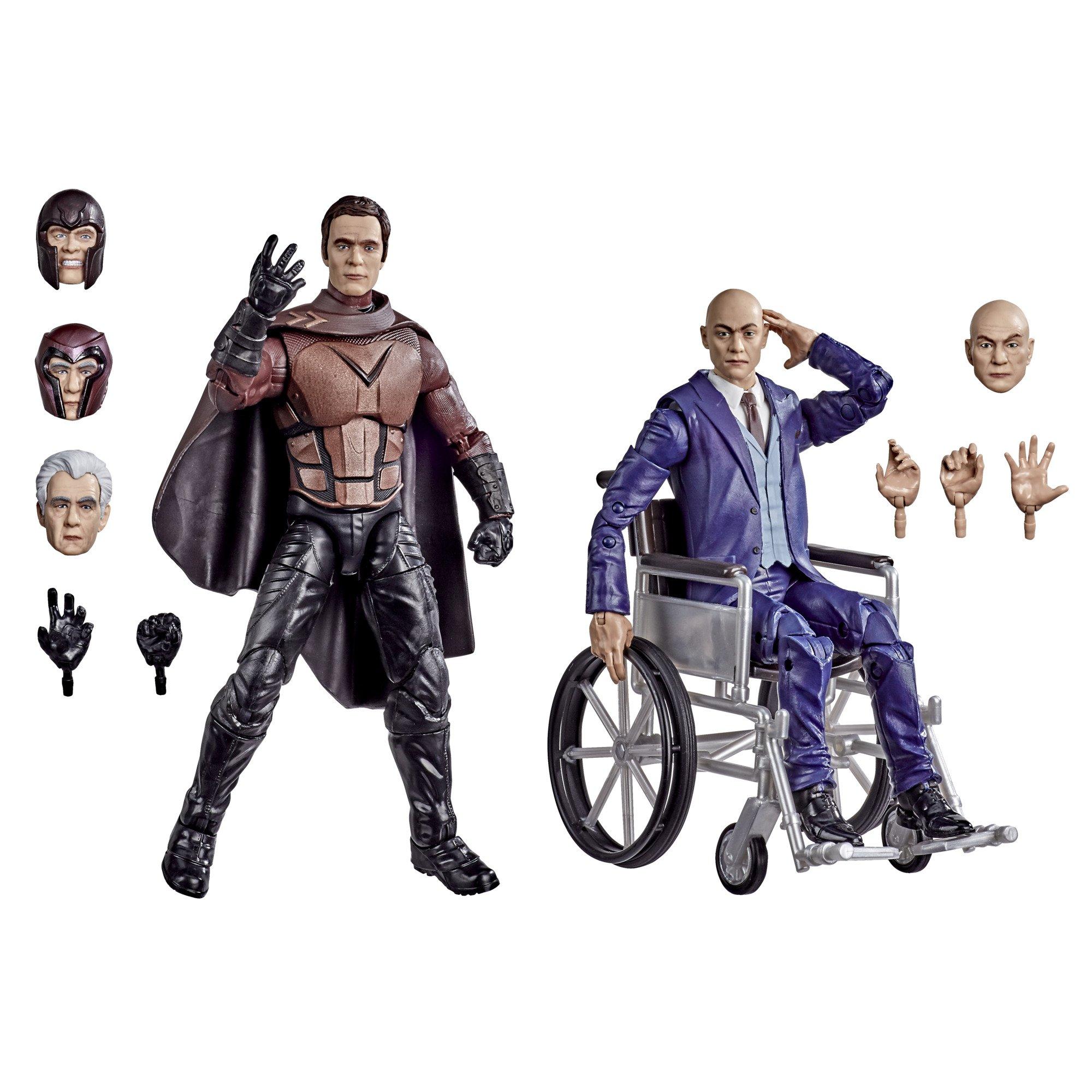HASBRO MARVEL legends X-MEN MARVEL la mystique Action Figure