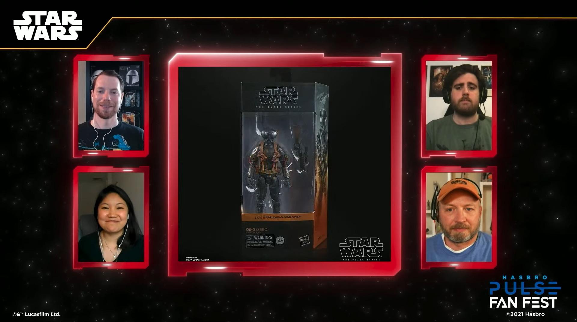 Hasbro Fan Fest: Star Wars Black Series Reveals - Fwoosh
