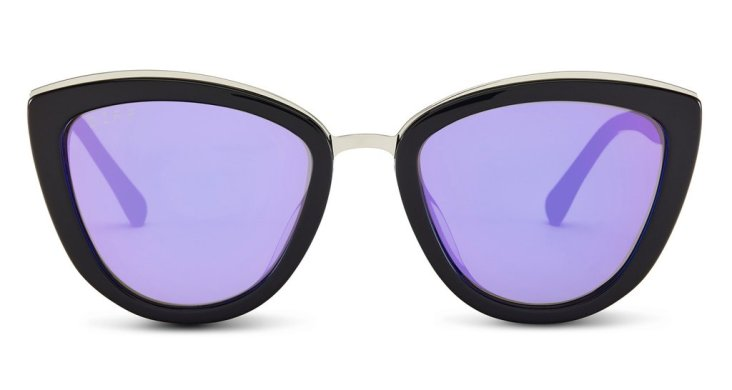 Rose-Black-Purple colour therapy lens $75.00usd