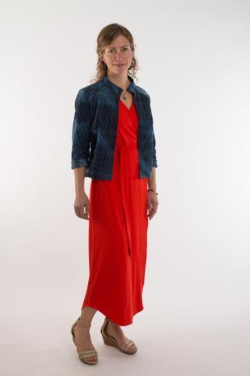 BODIL MAXI DRESS