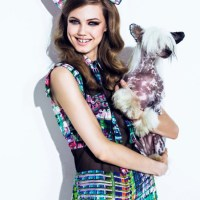 Fashion Feed : Lindsey Wixson for Vogue Brazil August 2013