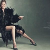 Fashion Feed : Doutzen Kroes for Elle Paris September 2013