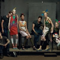 Fashion Feed : The Collections By Steven Meisel For Vogue Italia January 2014