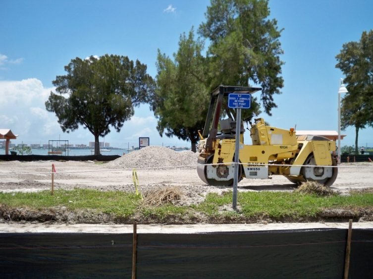 The Shore Boulevard Improvement Project continues