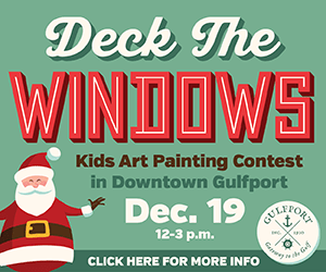 deck the windows