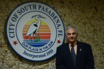 Max Elson will be South Pasadena's new mayor.