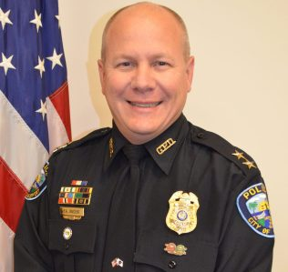 Gulfport Police Chief Rob Vincent