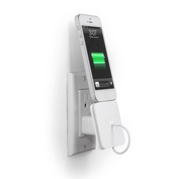 Rolio - iPhone Charger With Wall Dock by Bluelounge ...