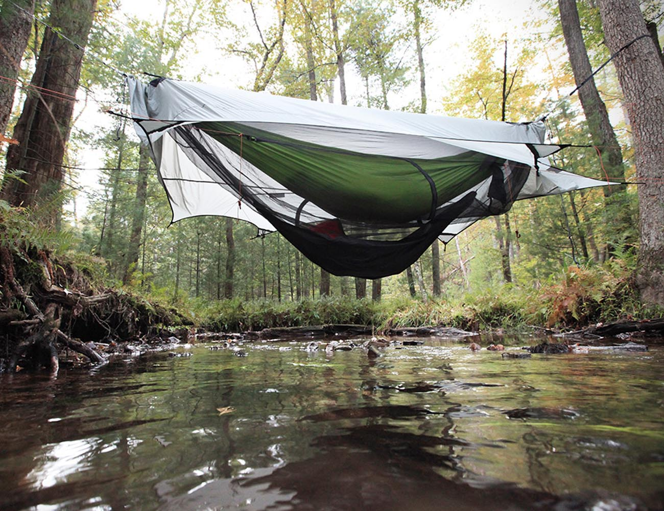 Nube Hammock Shelter Gadget Flow