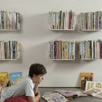 Judd Wall Shelves By Teebooks Keep Your Books Suspended In Air